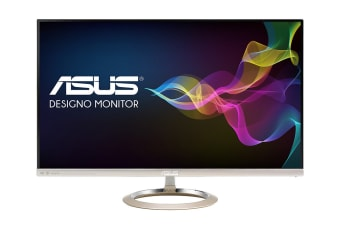 "ASUS Designo 27"" UHD 3840 x 2160 4K IPS LED Monitor (MX27UC)"