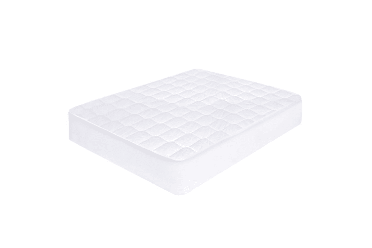 Giselle Bedding Mattress Protector Queen Bedding Cotton Cover Fully Fitted Washable Quilted Bed Pad