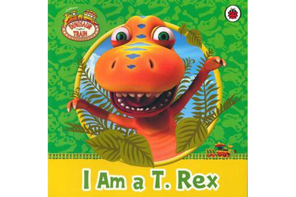 Dinosaur Train - I am a T. Rex