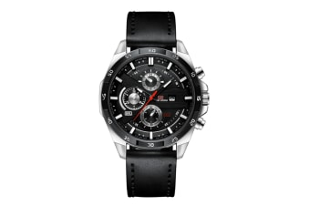 Select Mall Fashion Watches Sports Watch for Men Belt Business Calendar Waterproof Watch Casual Quartz Watch-2