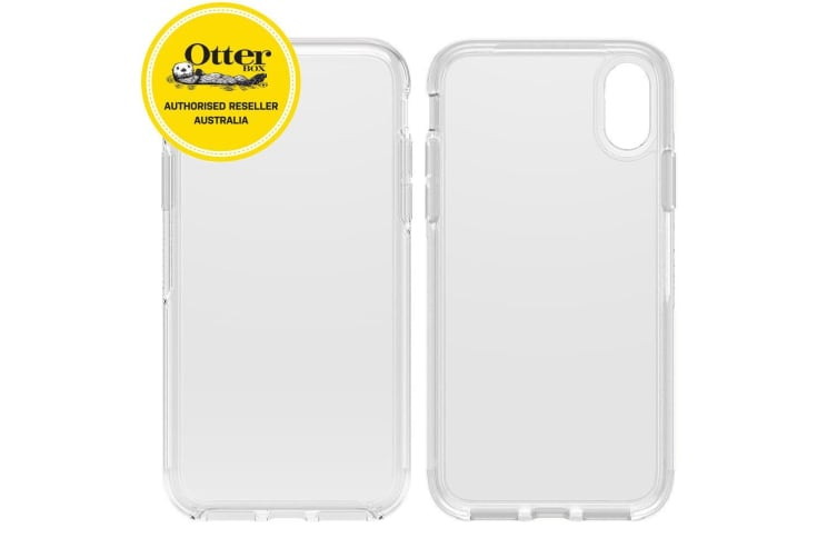 detailed look 58178 a49de Otterbox Symmetry Case for iPhone X/Xs - Clear