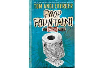 Poop Fountain!:The Qwikpick Papers - The Qwikpick Papers