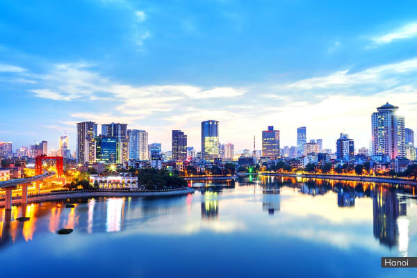 VIETNAM: 10 Day Highlights of Vietnam Tour Including Flights for Two (Standard)