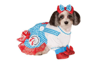 The Wizard of Oz Dorothy Pet Costume - L