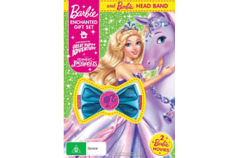 Barbie Enchanted Barbie and Her Sisters in the Great Puppy DVD Region 4