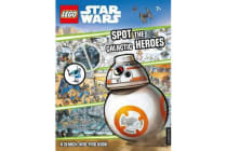 LEGO (R) Star Wars - Spot the Galactic Heroes A Search-and-Find Book