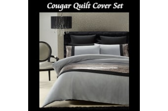 Cougar Quilt Cover Set by Phase 2