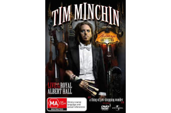 Tim Minchin and the Heritage Orchestra Live at the Royal DVD Region 4