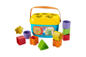 Fisher Price Baby's First Blocks - Refreshed Design