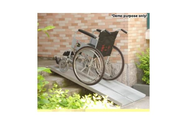 Al Mobility Device Wheelchair Ramp-2 foot