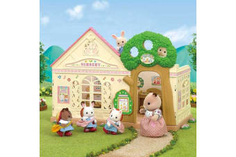 Sylvanian Families Forest Nursery Set