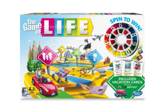 Hasbro The Game of Life Classic