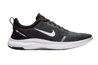 Nike Men's Flex Experience RN 8 (Black/Grey, Size 6.5 US)
