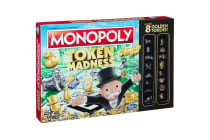 Hasbro Monopoly Classic Token Madness Edition