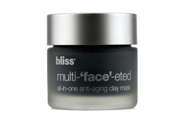 Bliss Multi-Face-Eted All-In-One Anti-Aging Clay Mask (65g/2.3oz)