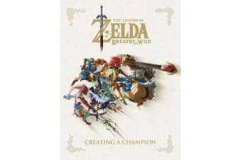 Legend Of Zelda, The - Breath Of The Wild - Creating A Champion