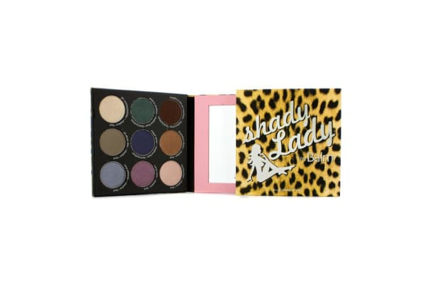 TheBalm Shady Lady Shadow Palette - Vol. 1 (19.4g/0.68oz)