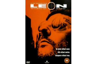 Leon - Rare- Aus Stock DVD Preowned: Excellent Condition