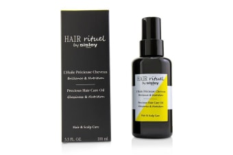 Sisley Hair Rituel by Sisley Precious Hair Care Oil (Glossiness & Nutrition) 100ml/3.3oz