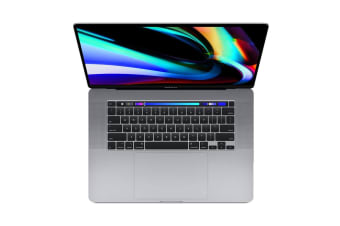 "Apple 16"" MacBook Pro 2019 MVVJ2 (2.6 GHz i7, 16GB RAM, 512GB SSD, Space Gray)"