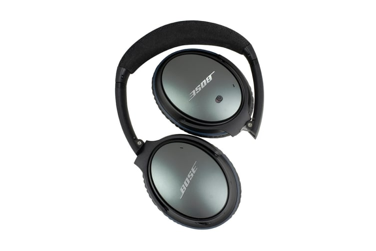 Bose QuietComfort 25 Headphones (Black, Android)