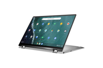 "ASUS Chromebook Flip C434TA Delux 2in1 EDU Laptop 14"" FHD Touchscreen Intel M3-8100Y 4GB 64GB eMMC"