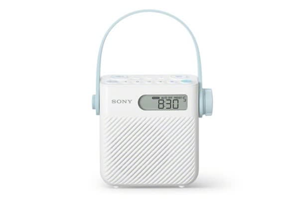 Sony AM/FM Shower Radio (ICFS80)