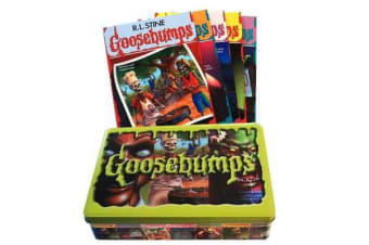 Goosebumps Retro Scream Collection - Limited Edition Tin