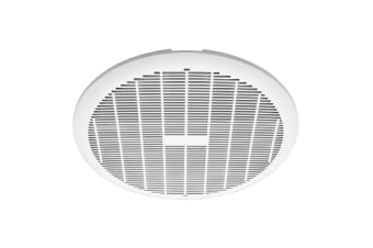 Heller 200mm Ball Bearing Exhaust Fan - White (HBBF200W)