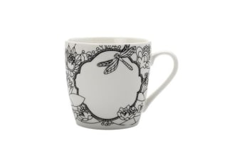 Maxwell & Williams Mindfulness Messages Mug 470ml Dragonfly