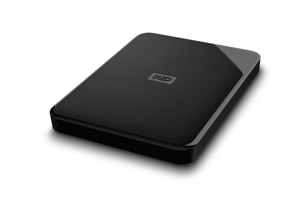WD Elements SE 1TB USB 3.0 High-Capacity Portable Hard Drive (WDBEPK0010BBK-WESN)