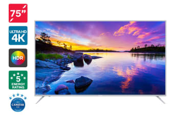 "Kogan 75"" 4K HDR LED TV (Series 8 JU8100)"
