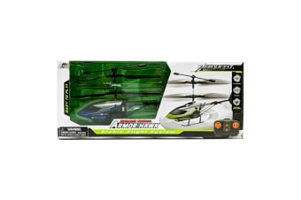 AeroQuest Infrared Control Armor Hawk Helicopter