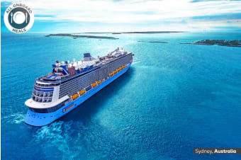 SOUTH PACIFIC & NEW ZEALAND: 11 Day Cruise Package For Two