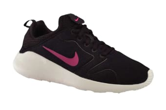 Nike Women's Kaishi 2.0 Running Shoes (Port Wine/Deadly Pink/Sail, Size 6 US)