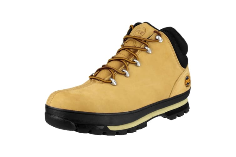 Timberland Pro Mens Splitrock Water Resistant Safety Boots (Wheat) (12 UK)