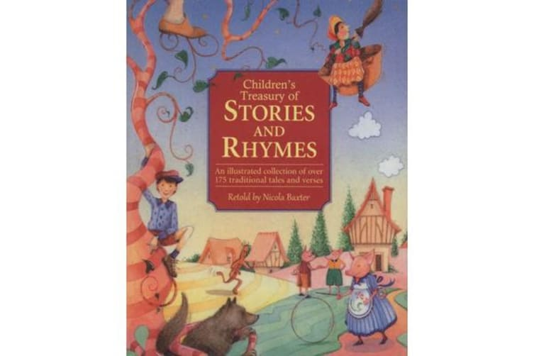 Children's Treasury of Stories and Rhymes