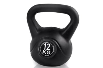 Kettlebells Fitness Exercise Kit 12kg