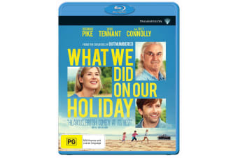 What We Did On Our Holiday Blu-ray Region B