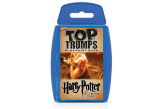 Top Trumps: Harry Potter and the Half Blood Prince