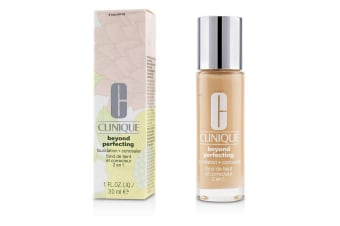Clinique Beyond Perfecting Foundation & Concealer - # 06 Ivory (VF-N) 30ml
