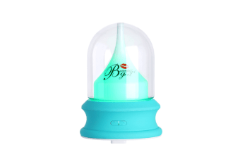Aromatherapy Essential Oil Diffuser Ultrasonic Air Humidifier Green