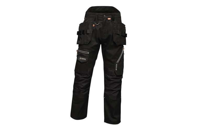 Tactical Threads Mens Execute Holster Trousers (Black) (36/R)