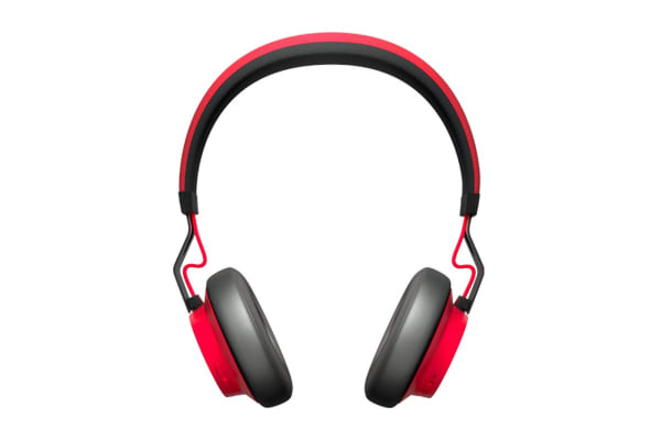 Jabra Move Wireless Bluetooth Headset (Red)