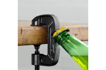 G-Clamp Novelty Bottle Opener | Suck UK
