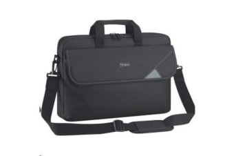 "Targus Intellect Topload Carry Bag for 14-15.6""  Laptop/Notebook (Black Polyester)"