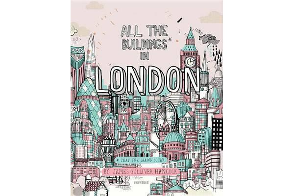 All the Buildings in London - *That I've Drawn So Far