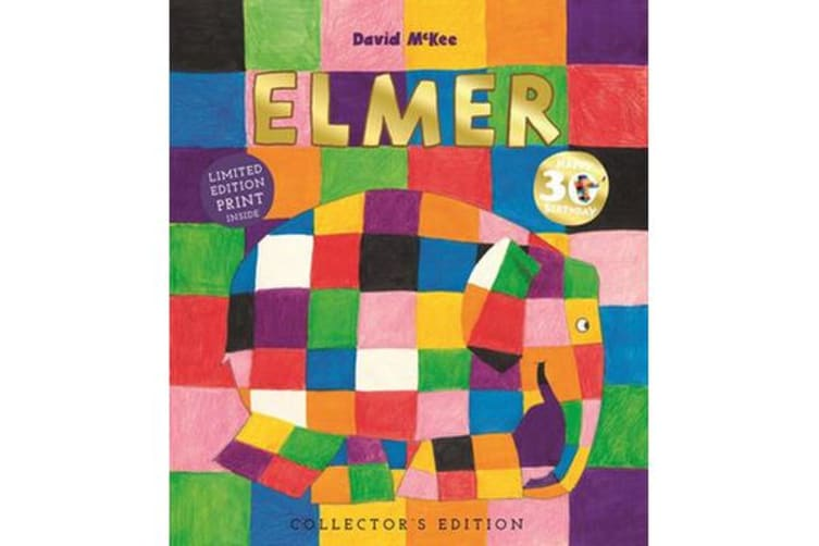 Elmer - 30th Anniversary Collector's Edition