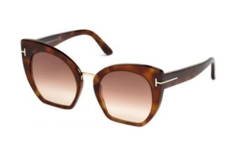 Tom Ford FT0553 53F 55 Blonde Havana Womens Sunglasses