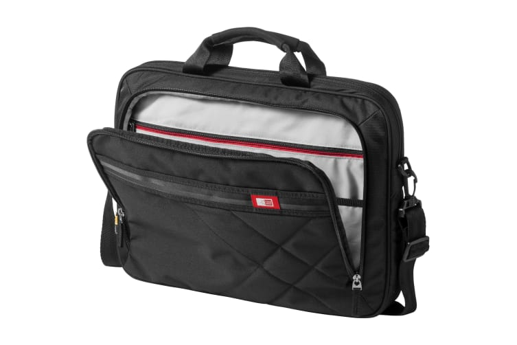 Case Logic 17in Laptop And Tablet Case (Solid Black) (45.0 x 7.5 x 33.0 cm)